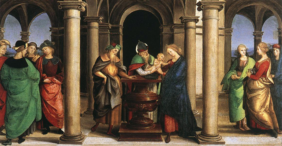 Raphael_Presentation_in_the_Temple